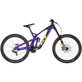 GT Bicycles Fury Expert gloss purple/chartreuse/cyan